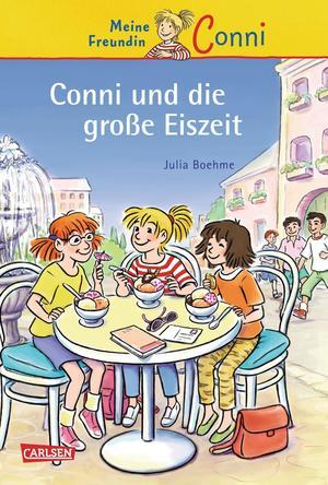 Conni-Erzählbände, Band 21: Conni und die große Eiszeit