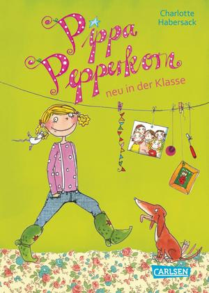 Pippa Pepperkorn, Band 1: Pippa Pepperkorn neu in der Klasse