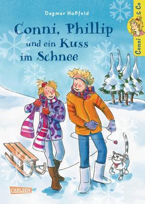 Conni & Co, Band 9: Conni, Phillip und ein Kuss im Schnee