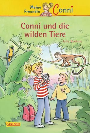 Conni-Erzählbände, Band 23: Conni und die wilden Tiere