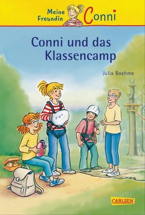 Conni-Erzählbände, Band 24: Conni und das Klassencamp