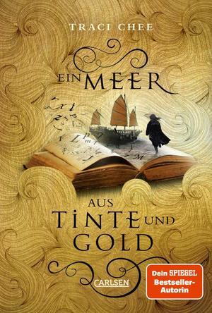 Das Buch von Kelanna 1: Ein Meer aus Tinte und Gold