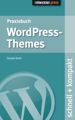 Praxisbuch WordPress Themes