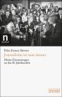 Vergrößerte Darstellung Cover: Journalistin ist man immer. Externe Website (neues Fenster)