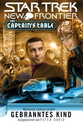 The Captain's Table - Gebranntes Kind