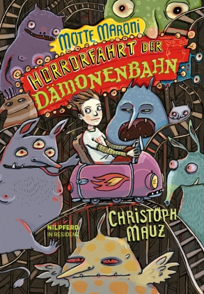 Motte Maroni - Horrorfahrt der Dämonenbahn