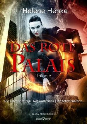Das rote Palais - Trilogie