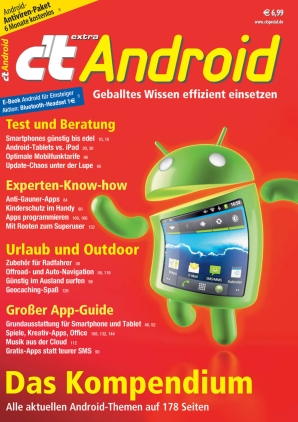 c't extra Android (Ausgabe 01/2012)