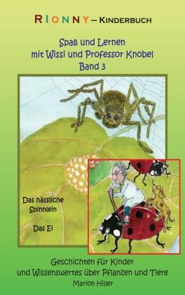 Spaß und Lernen mit Wissi und Professor Knobel, Bd. 3