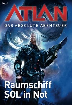 Raumschiff SOL in Not