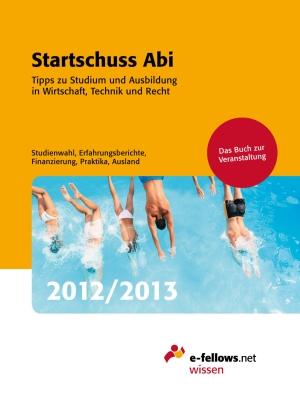 Startschuss Abi 2012/2013