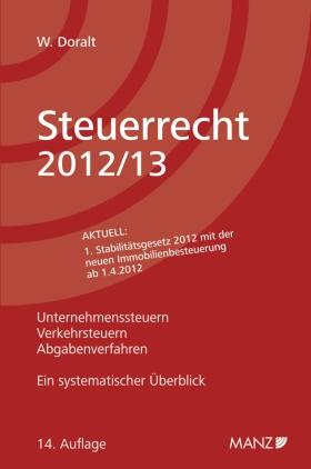 Steuerrecht 2012/13 [österreich. Recht]