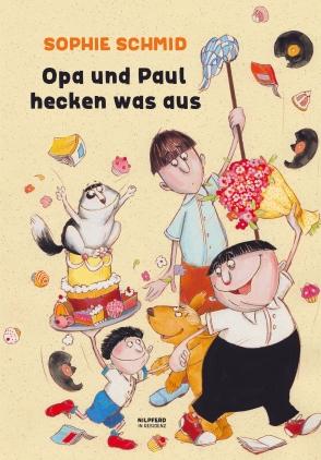 Opa und Paul hecken was aus