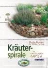 Kräuterspirale im naturnahen Garten