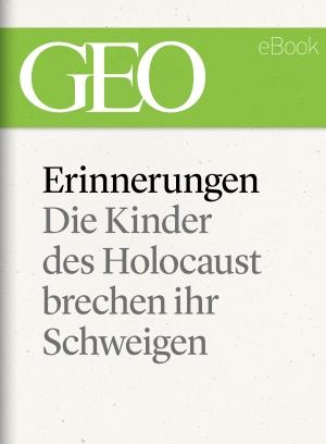 Erinnerungen: Die Kinder des Holocaust brechen ihr Schweigen