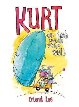 Kurt, der Fisch und die weite Welt