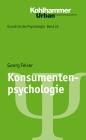 Vergrößerte Darstellung Cover: Konsumentenpsychologie. Externe Website (neues Fenster)