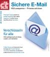 Vergrößerte Darstellung Cover: c't wissen Sichere E-Mail (2014). Externe Website (neues Fenster)