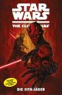 Star Wars: The Clone Wars (zur TV-Serie), Band 13 - Die Sith-Jäger