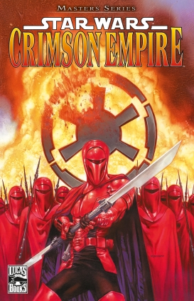 Star wars - Crimson Empire [I]