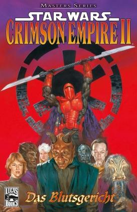 Star wars - Crimson Empire II: Das Blutsgericht