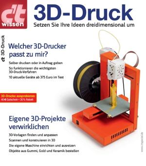 c't wissen 3D-Druck