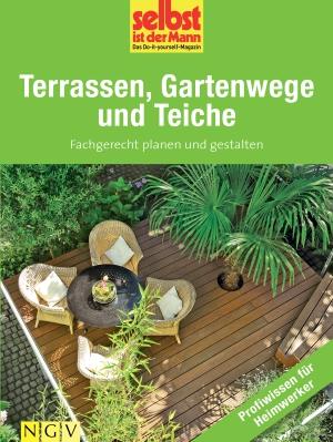 Terrassen, Gartenwege und Teiche