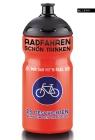 Radfahren schön trinken