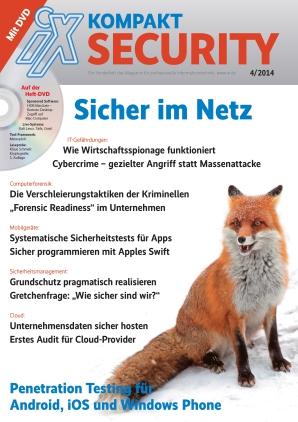 iX Kompakt 2014 - Security