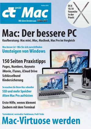 c't special Mac