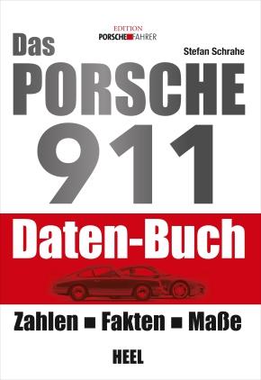 Das Porsche-911-Daten-Buch