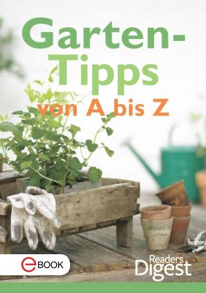 Gartentipps von A - Z