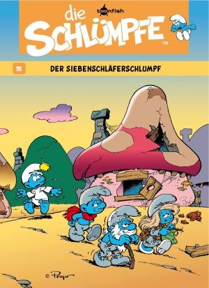 Die Schlümpfe, Bd. 15