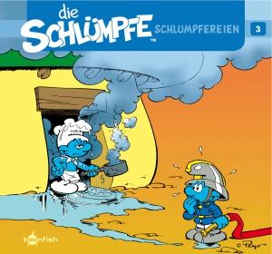 Die Schlümpfe - Schlumpfereien, Bd. 3