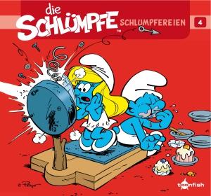 Die Schlümpfe - Schlumpfereien, Bd. 4