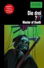 Vergrößerte Darstellung Cover: Die drei ??? - Master of death. Externe Website (neues Fenster)
