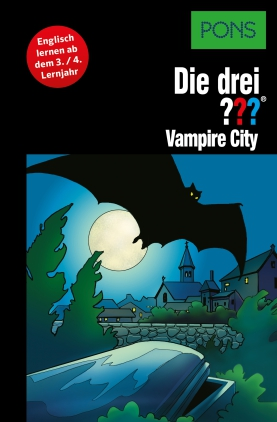 Die drei ??? - Vampire city