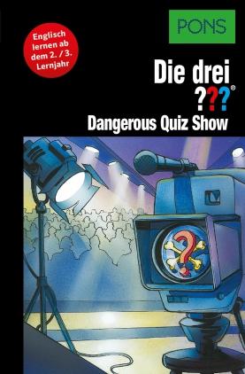 Die drei ??? - Dangerous quiz show