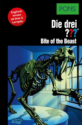 Die drei ??? - Bite of the beast