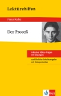"""Franz Kafka, """"Der Proceß"""""""