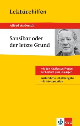 """Alfred Andersch, """"Sansibar oder der letzte Grund"""""""