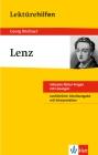 """Georg Büchner, """"Lenz"""""""