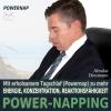 Power-Napping - 10 Minuten / 20 Minuten - mit erholsamem Tagschlaf (Powernap) zu mehr Energie, Konzentration und Reaktionsfähigkeit