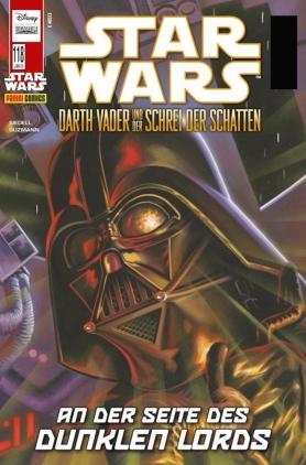 Darth Vader und der Schrei der Schatten