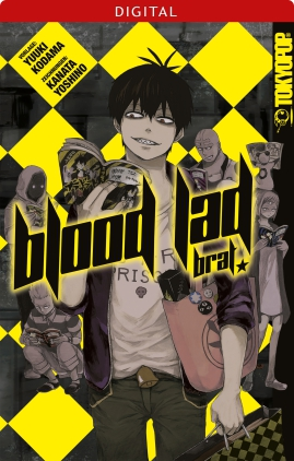 Blood Lad brat, [1]