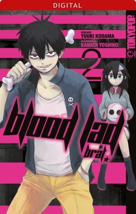Blood Lad brat, 2