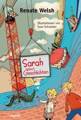 Sarah spinnt Geschichten