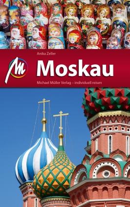 Moskau Reiseführer Michael Müller Verlag