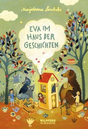 Eva im Haus der Geschichten