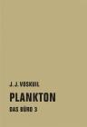 Vergrößerte Darstellung Cover: Plankton. Externe Website (neues Fenster)